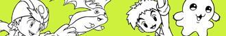 Ζωγραφική Digimon ζωγραφιές
